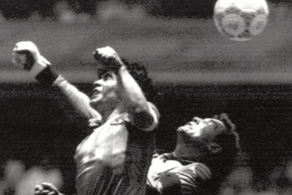 Maradona støtter videodømming selv om det ville annullert hans mest berømte scoring