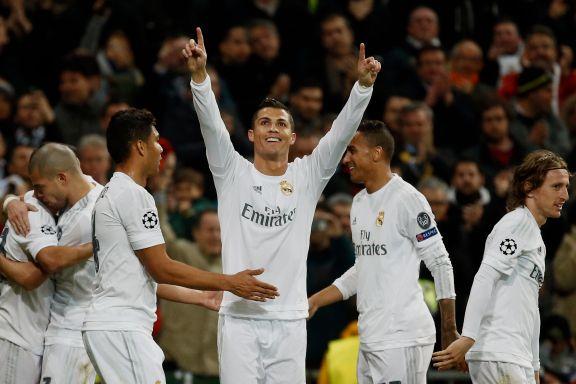Real Madrid punkterte kampen etter pause
