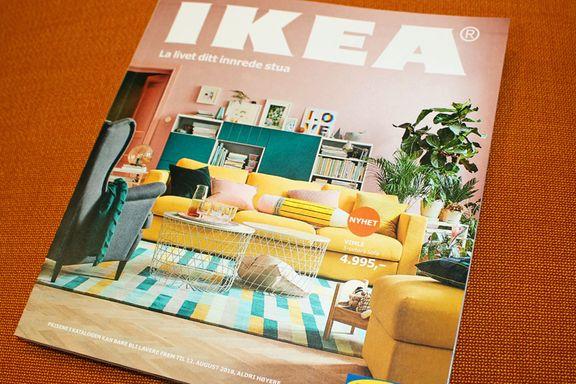 Ikea-katalogen er her for 56. gang: - Den var nok viktigere før