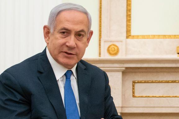 Netanyahu vil annektere deler av Vestbredden