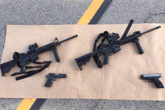 Variant av våpenet som ble brukt til å drepe 50 mennesker i Orlando er lovlig å kjøpe i Norge
