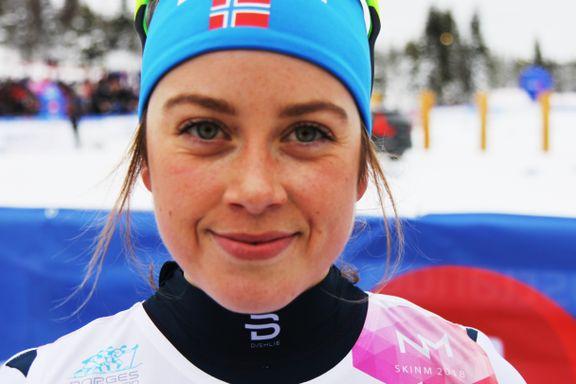Sykdom i langrennstroppen: Datteren til norsk stafettlegende får verdenscupdebuten