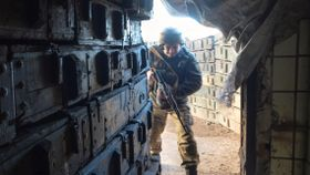 Russland: Vil ikke gå til krig mot Ukraina