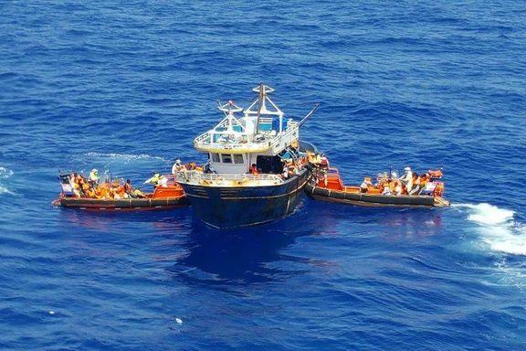 2.400 migranter reddet av norske Siem Pilot