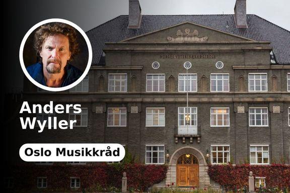 Gi deler av Oslos tomme praktbygg til den frivillige kulturen!