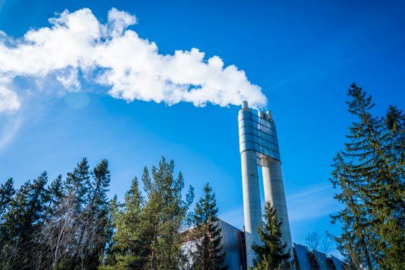 Fjerning av klimagasser fra atmosfæren er mulig – og tvingende nødvendig