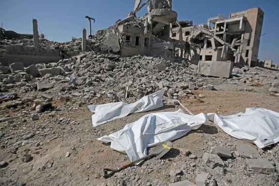 ACLED: Krigen i Jemen har kostet over 100.000 liv