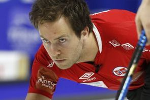 Norge sikret semifinale-playoff i curling-VM