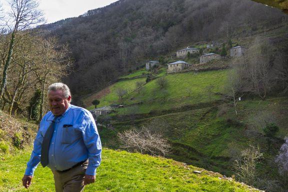 Hva med en liten spansk landsby? Pris: 850.000 kroner.