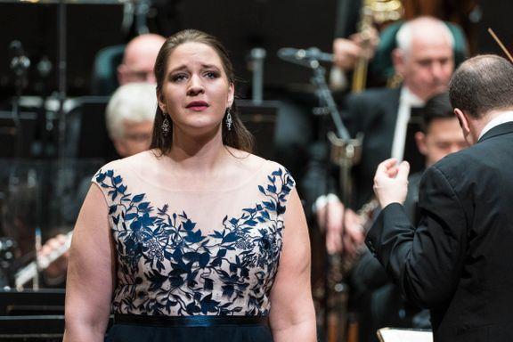 Hør operastjernen Lise Davidsen med Oslo-Filharmonien live