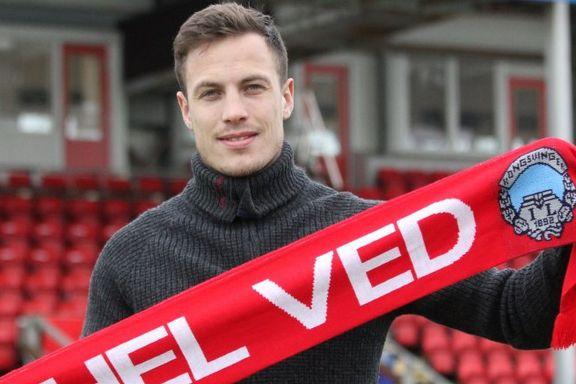 Ble vraket etter to år i eliteserien. Nå har Molde-gutten fått ny klubb.