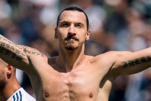 Drømmedebut for Zlatan: Først scoring fra 35 meter, så ble han matchvinner