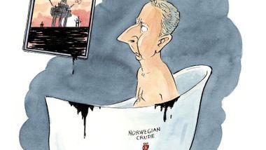 Olje-Norge i midtlivskrise   Trine Eilertsen