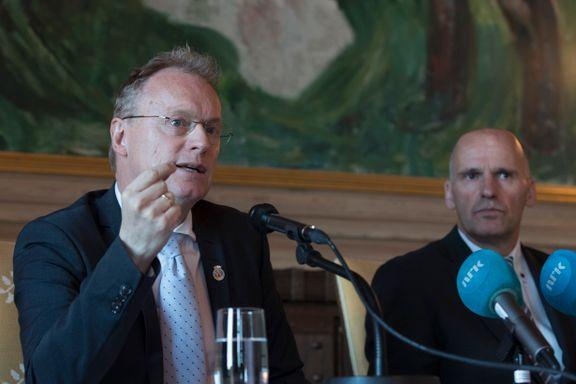 Kan skattebetalerne stole på Raymond Johansen?