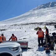 Stort snøskred ved Gaustatoppen – politiet ønsker informasjon