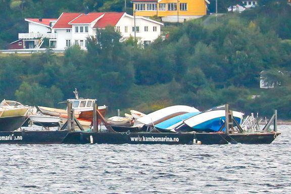 Siste reis for båtvrak i Oslofjorden, men mange ligger igjen