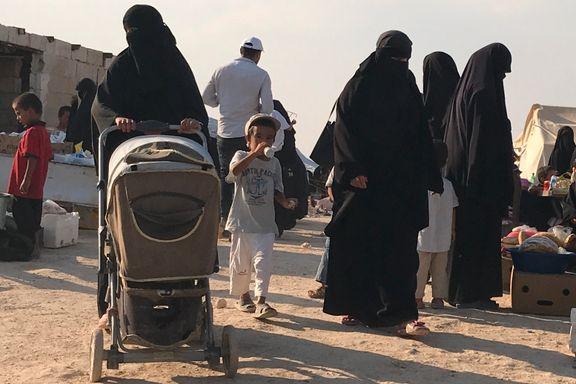 På torget lekte barn med avkappede hoder. Nå kommer historiene fra innsiden av «familievennlig jihad».