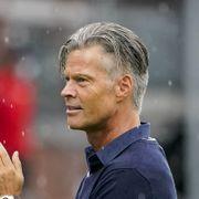 Hansen forklarer barstolen: – Klarte ikke å stå oppreist