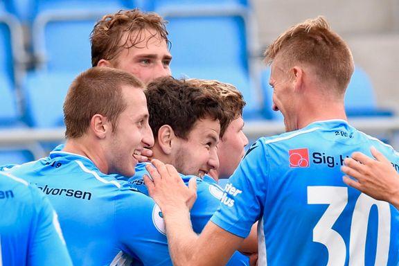 Storspillet på hjemmebane fortsetter: Sandnes Ulf slo tilbake igjen