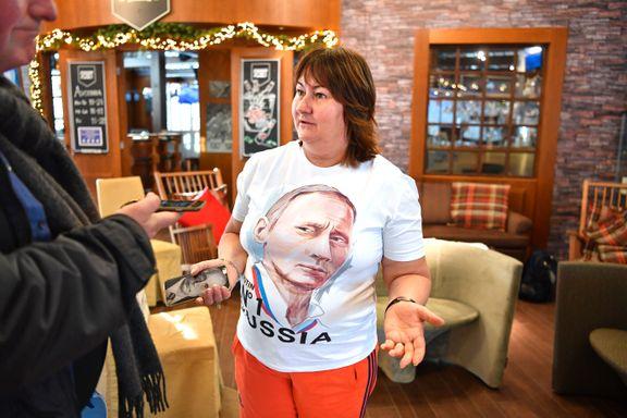 Jelena Välbe valgt inn for Putin – men trekker seg