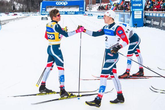 Valnes om VM-uttaket: – Jeg må på pallen og Finn Hågen må nok tabbe seg ut