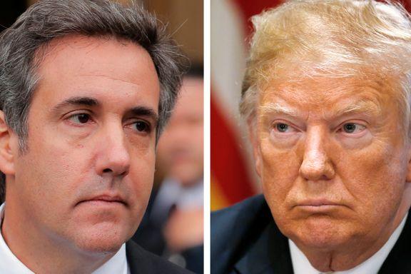Trumps tidligere advokat forteller stadig mer. Slik kan Trump rammes om det stemmer.