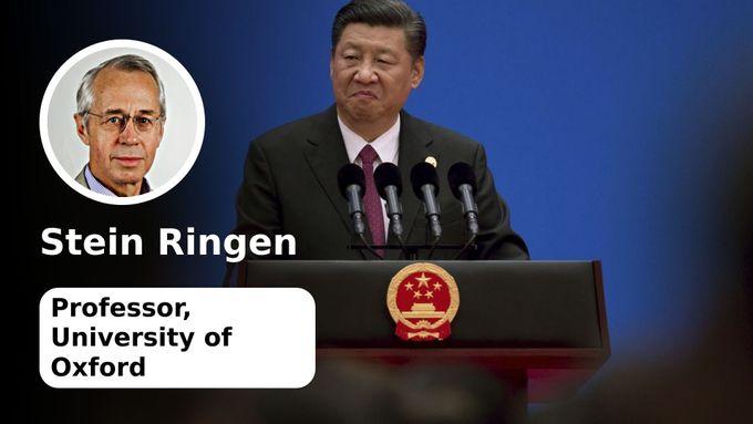 Beijings menn er desperate etter respekt. Når Vesten slår tilbake, virker det