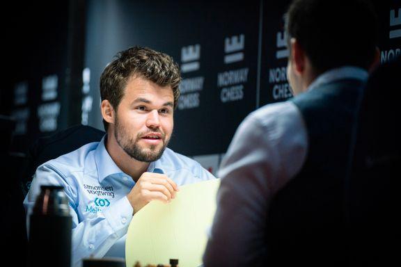 Carlsen-dobbel i generalprøve før VM: – Avskyelig!