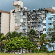 Bygning raste i Miami Beach: Ekspert varslet om skader allerede i 2018