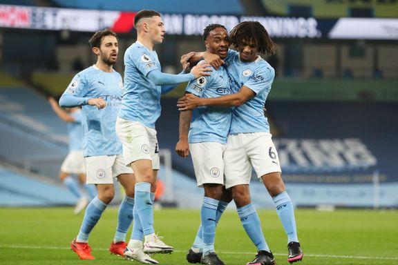 Manchester City stilte uten sin største stjerne – vant likevel toppkampen