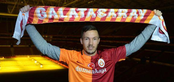Martin Linnes seriedebuterte for Galatasaray