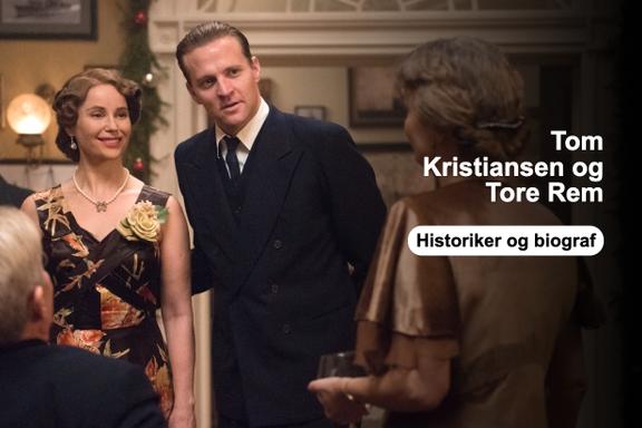 NRK gir seerne en grunnleggende usann fortelling om krigen. Kanskje et dementi er på sin plass?