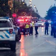 14 skutt i begravelse i Chicago