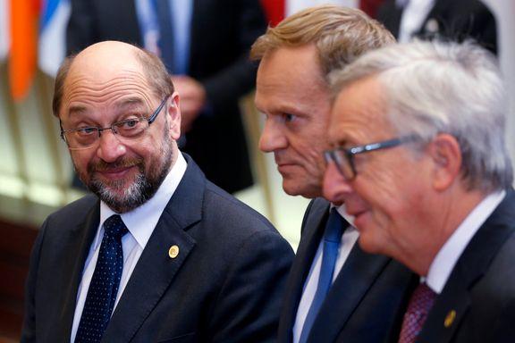 EU legger plan for hurtigangrep på brexit