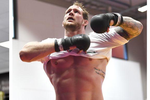 MMA-Hamlet om sin «nye» kropp: – Er blitt ekstremt nøye