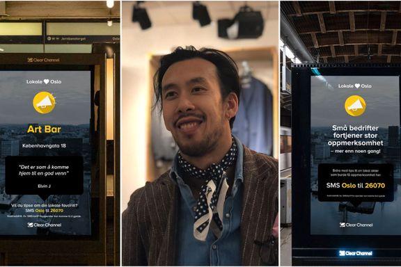 Slik vil reklamegiganten hjelpe Oslos småbedrifter: – Kjempepositivt