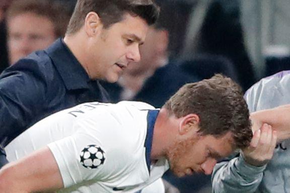 Tottenham fikk massiv kritikk etter hodeskaden. Klubben mener de ikke gjorde noe feil.