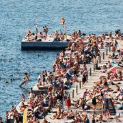 Fraråder bading i Oslofjorden - frykter E.coli-bakterier i vannet