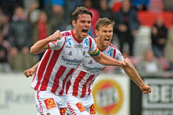 Wangberg stoppet Rosenborgs seiersrekke