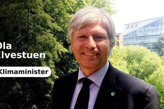 Regjeringens langsiktige mål er styrende for det vi gjør i klimapolitikken her og nå