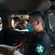 Første person domfelt etter sikkerhetsloven i Hongkong