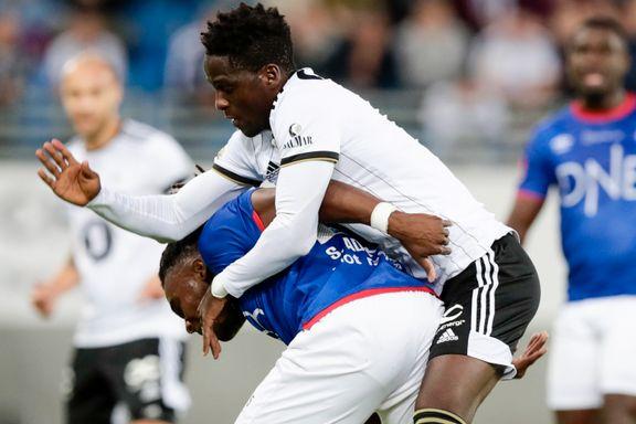 Rosenborg-spiller risikerer straff etter albuetakling