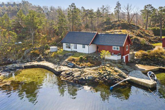 Hytteforbud, norgesferie, panikksalg og utleie påvirker hytteprisene. Åtte faktorer du bør være obs på.