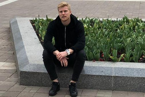 Nordmann fikk drømmen oppfylt i Hviterussland. I kveld møter han RBK