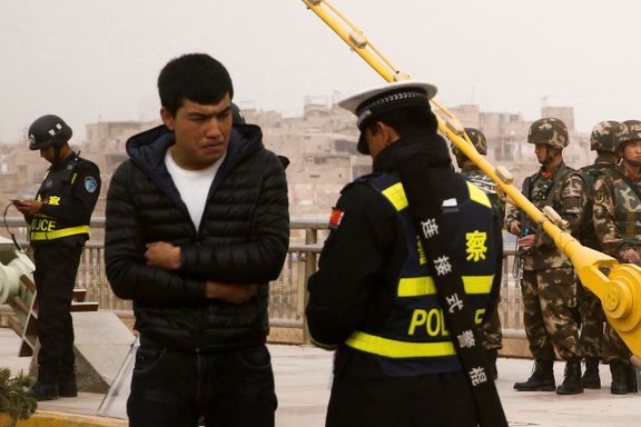 Hver femte arrestasjon i Kina skjer i et område med 1,5 prosent av landets befolkning