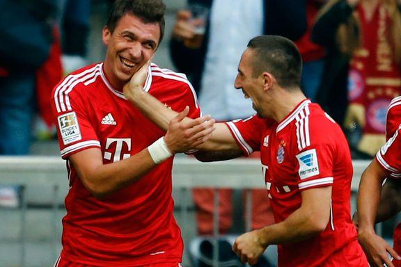 Bayern München på rekordjakt