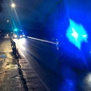 Dødsulykke i Flekkefjord. To biler frontkolliderte.