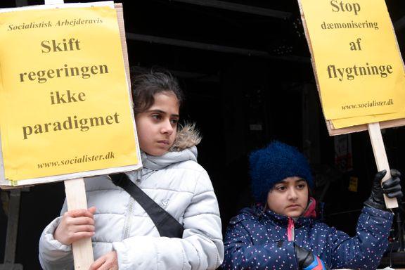 Matlaging på asylsenter er blitt het potet i dansk valgkamp