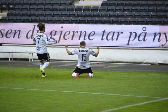 Sjekk den jubelen: Rosenborg lekte seg videre i Europaligaen
