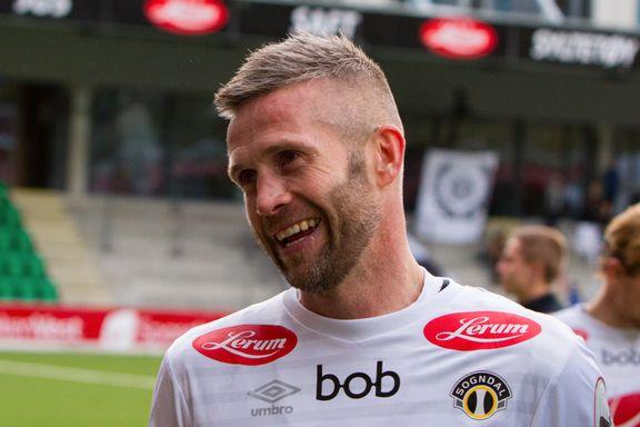 Sogndal henter inn superveteran Kjetil Wæhler